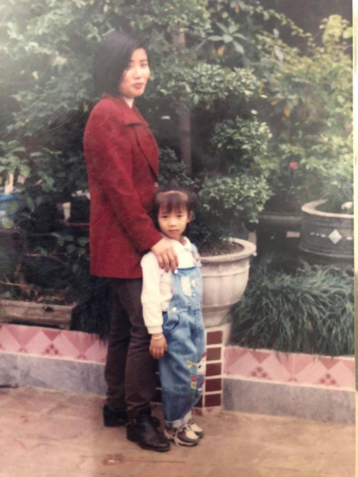Hoa khôi Wushu Dương Thúy Vi và những chuyện chưa bao giờ kể thời đi học - Ảnh 1.