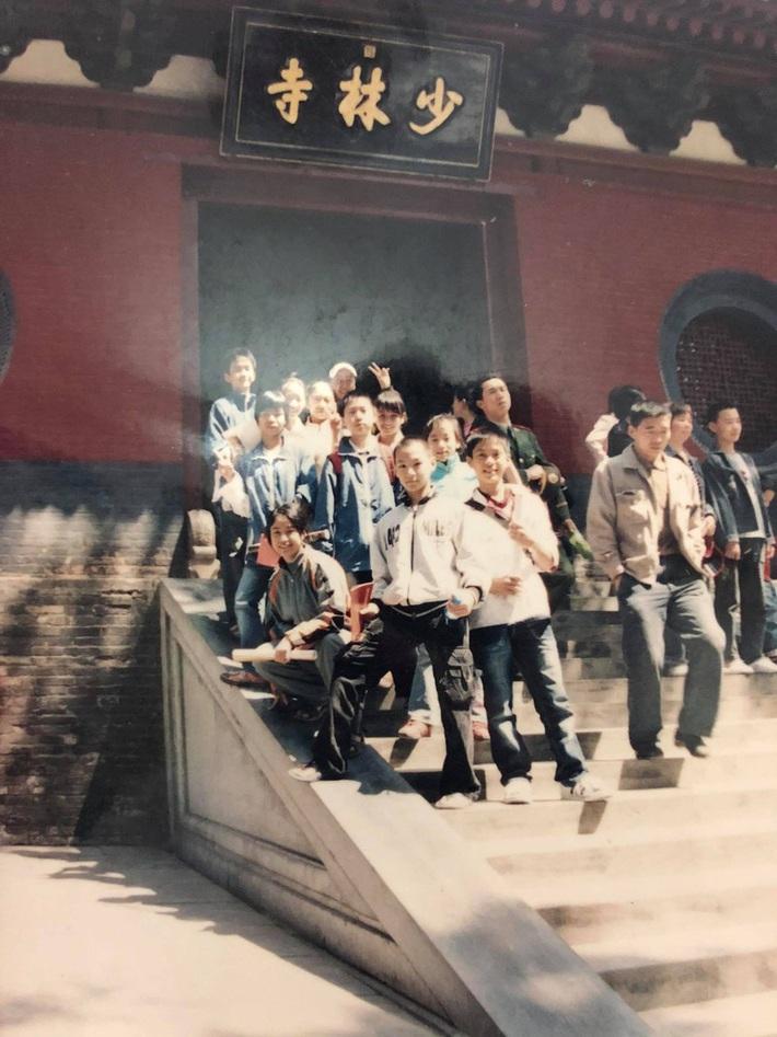 Hoa khôi Wushu Dương Thúy Vi và những chuyện chưa bao giờ kể thời đi học - Ảnh 5.