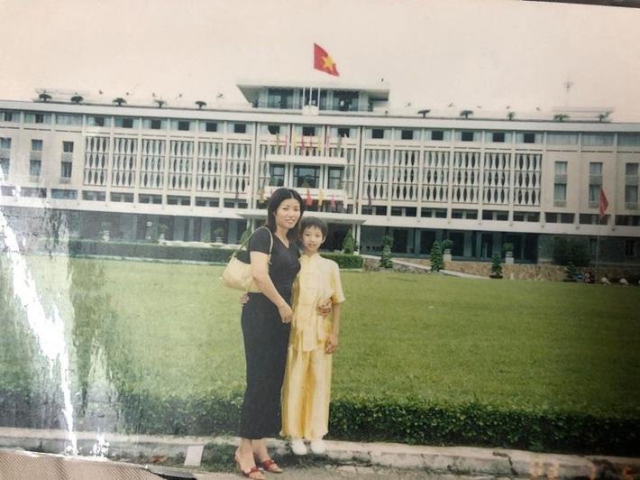 Hoa khôi Wushu Dương Thúy Vi và những chuyện chưa bao giờ kể thời đi học - Ảnh 8.
