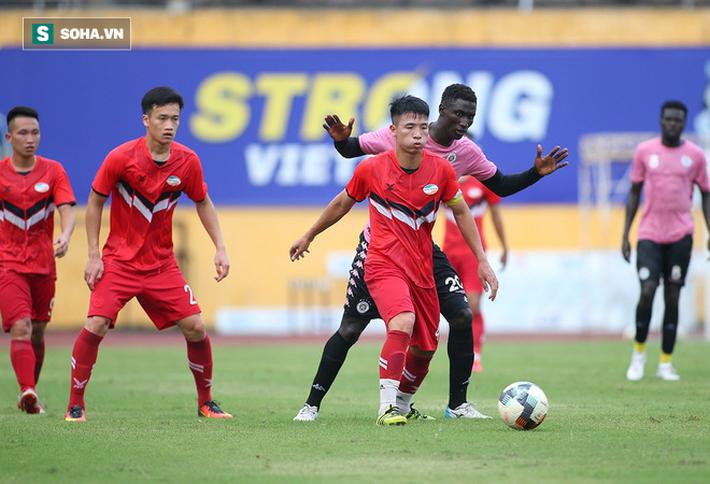 HLV Park Hang-seo tặng món quà bất ngờ cho Quế Ngọc Hải, Viettel bại dưới tay Hà Nội FC - Ảnh 6.
