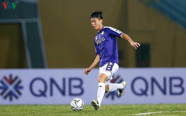 Hà Nội FC tiết lộ tình trạng sức khỏe của Duy Mạnh - Ảnh 1.