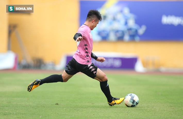 HLV Park Hang-seo tặng món quà bất ngờ cho Quế Ngọc Hải, Viettel bại dưới tay Hà Nội FC - Ảnh 10.