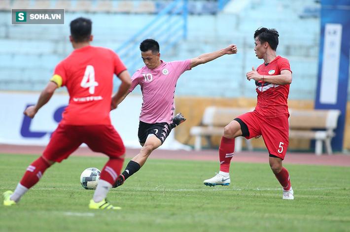 HLV Park Hang-seo tặng món quà bất ngờ cho Quế Ngọc Hải, Viettel bại dưới tay Hà Nội FC - Ảnh 4.