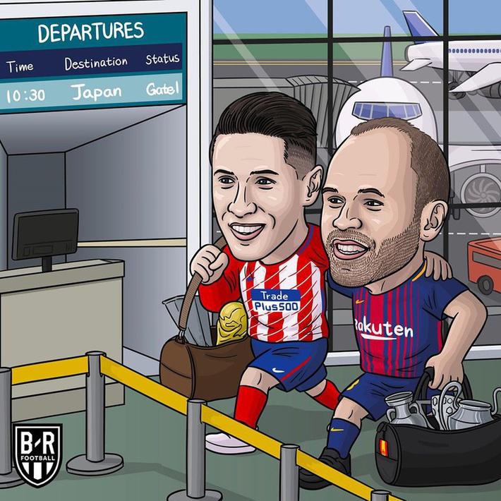 Biếm họa 24h: Chelsea nhanh tay trói chân gà son Olivier Giroud - Ảnh 3.