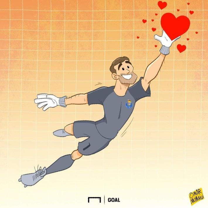 Biếm họa 24h: Chelsea nhanh tay trói chân gà son Olivier Giroud - Ảnh 8.