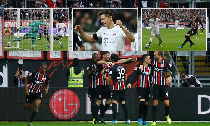 Nhận định Bayern Munich vs Frankfurt: Vòng 27 Bundesliga 2019/2020 - Ảnh 1.