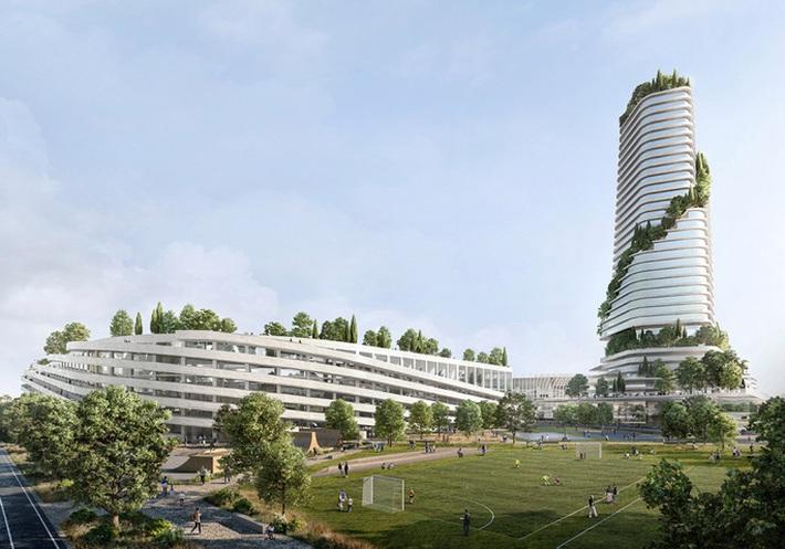 Đại kình địch Inter và AC Milan góp tiền tỉ xây mới thánh địa San Siro - Ảnh 6.