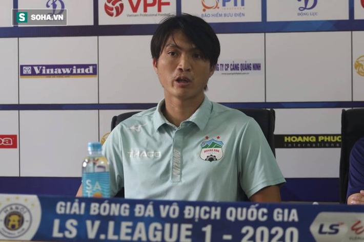 HLV Lee Tae-hoon báo tin vui cho CĐV HAGL, Tuấn Anh nhắc về mối lo lớn nhất từ Hà Nội FC - Ảnh 1.
