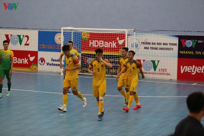 Futsal HDBank VĐQG 2020: Khánh Hòa ém quân, Quảng Nam thắng nhàn - Ảnh 2.
