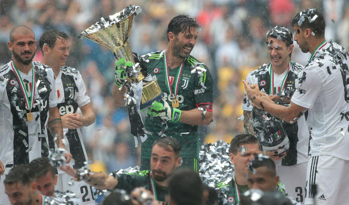 Serie A chờ hoãn lần 2, Ronaldo sắp lỡ ngôi vô địch với Juventus  - Ảnh 4.