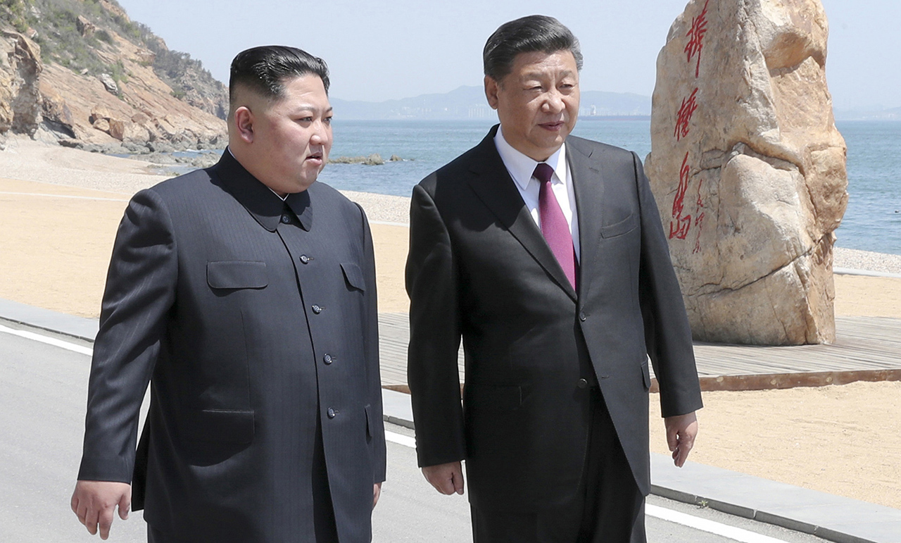 Ông Kim Jong-un thăm Trung Quốc lần thứ hai