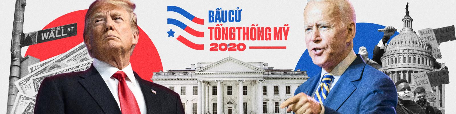 Chuyên trang bầu cử tổng thống Mỹ 2020
