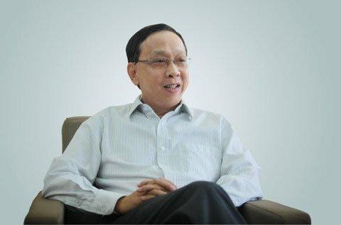 Ông Trần Mộng Hùng