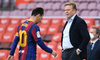 """Ronald Koeman: """"Barca không thể sống thiếu Messi"""""""