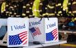 Bầu cử Tổng thống Mỹ: Kỷ lục hơn 80 triệu người bỏ phiếu sớm