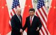 """Chủ tịch Trung Quốc Tập Cận Bình chúc mừng chiến thắng của ông Biden, hy vọng """"cùng thắng"""""""