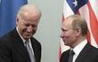Tổng thống Nga Putin chúc mừng ông Joe Biden đắc cử Tổng thống Mỹ