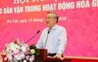 """Chánh án Nguyễn Hòa Bình: Hòa giải trong tố tụng thành công phải có """"tấm lòng nhân ái và thiện tâm"""""""