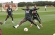 Dàn sao MU trở lại tập luyện hướng tới mục tiêu vô địch Europa League