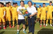 """HLV Thanh Hoá: """"Đó là tuyên bố của lãnh đạo, đội bóng vẫn tập bình thường"""""""