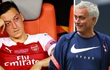 "Mesut Ozil cạnh khóe Tottenham, Jose Mourinho đáp trả ""cực gắt"""