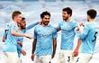 Manchester City 4-0 Crystal Palace: Áp sát ngôi đầu của Man Utd