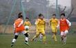 Thi đấu tập huấn: ĐT nữ Việt Nam thắng nữ Hà Nội 4-0