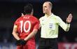 Trọng tài Adham Makhadmeh bắt trận Việt Nam vs Oman là ai?