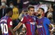 Ansu Fati tỏa sáng, Barca ngược dòng đánh bại Valencia