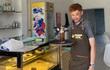 Chuyện của Hải 'mặt sẹo' - Cậu bé bị ngã vào nồi cháo đang sôi khi mới 6 tháng tuổi và trở thành ông chủ một tiệm bánh ở tuổi 27