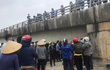 Phát hiện thi thể nam thanh niên dưới sông gần chân cầu sau nửa ngày tìm kiếm