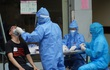 Hà Nội: Thông tin mới nhất về 2 ca mắc Covid-19 tại cộng đồng vừa phát hiện ở Giáp Bát