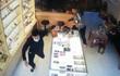 Liều lĩnh cướp cửa hàng điện thoại vì hết tiền chi tiêu