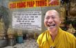 """Mục sở thị """"chùa Hoằng Pháp Trung Ương"""", hé lộ nhiều sự thật bất ngờ về """"thầy chùa ăn thịt chó"""" Nguyễn Minh Phúc"""
