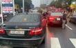 """Vụ 2 xe Mercedes trùng biển số """"chạm mặt"""" nhau ở Hà Nội: 1 chủ xe không xuất trình được giấy tờ"""