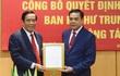 Giám đốc Công an Nghệ An Võ Trọng Hải được bầu giữ chức Chủ tịch tỉnh Hà Tĩnh