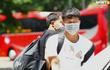 Sao trẻ HAGL hội quân cùng U22 Việt Nam: Dụng Quang Nho, Bảo Toàn ngơ ngác vì nắng Hà Nội