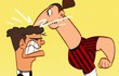 """Biếm họa 24h: Ronaldo bị Ibrahimovic """"mổ sưng đầu"""""""