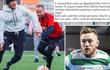 Conor McGregor tái khẳng định tham vọng thâu tóm Man United, tiết lộ đang đàm phán mua cổ phần của Celtic