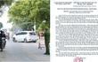 Vụ thu phí làm giấy đi đường khi giãn cách ở Ninh Thuận: Chủ tịch TP gửi thư xin lỗi dân