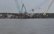 VIDEO: Việc tìm kiếm thi thể 2 thợ lặn mất tích trên sông Lòng Tàu gặp khó