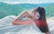 Nhung Bum đăng ảnh quyến rũ với váy ngủ, fan lập tức soi ra Văn Toàn chính là 'nhiếp ảnh gia'