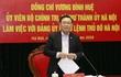 Bí thư Thành ủy Vương Đình Huệ làm Bí thư Đảng ủy Bộ Tư lệnh Thủ đô