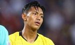 Con gái đầu lòng qua đời, tuyển thủ Malaysia nén đau thương vì vòng loại World Cup