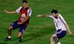 Cầu thủ Argentina bỏ ảnh với vợ con, để ảnh chụp cùng Messi làm hình nền điện thoại
