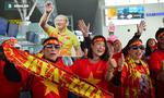 CĐV Việt Nam đổ bộ Manila từ nhiều nơi, chờ thầy trò HLV Park Hang-seo mở hội