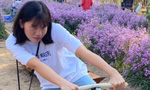 """Ánh Viên vừa tạo dáng đạp xe, vừa """"thả thính"""" ngọt lịm"""