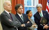 Hai trợ thủ đắc lực của ông Biden: