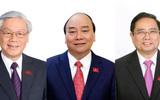 Danh sách 18 đồng chí Ủy viên Bộ Chính trị khóa XIII