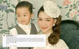 """Bị mỉa mai """"làm mẹ thế này sướng nhỉ"""", hot mom Hòa Minzy đáp trả thẳng thắn: Mẹ Bo cũng không rảnh rang đâu!"""